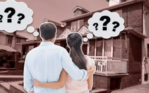 Housing market questions